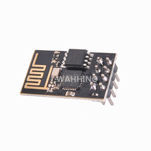 Upgraded Version ESP-01 ESP8266 wi-fi serial WIFI Wireless module wireless transceiver Black HY1048(Hong Kong)