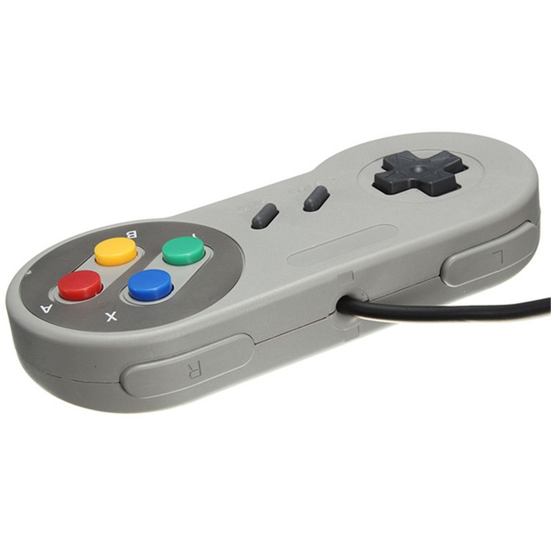 image for New Arrival Wired Game Controller Console Pad Gamepad For Nintendo SNE