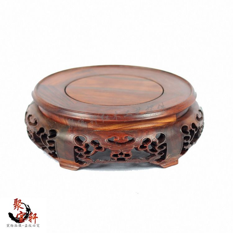 Здесь можно купить  Household act the role ofing is tasted mahogany wood carving handicraft circular base of Buddha stone are recommended  Household act the role ofing is tasted mahogany wood carving handicraft circular base of Buddha stone are recommended  Мебель