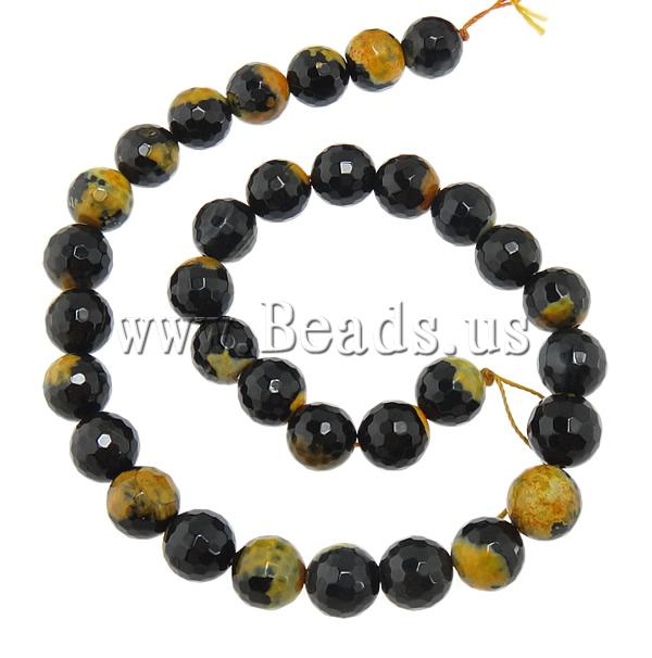 Free shipping!!!Natural Fire Crackle Aate Beads,Statement, Round, natural, 12mm, Hole:prox 1mm, Lenth:prox 15 Inch<br><br>Aliexpress