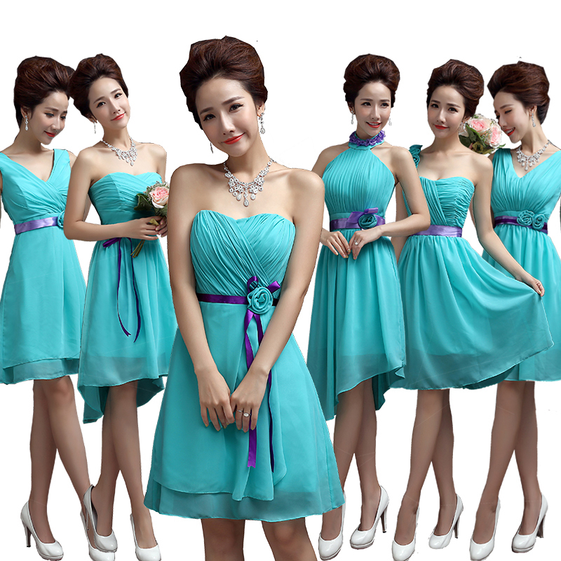 Turquoise Bridesmaid Dresses Cheap Uk - Wedding Dresses In Jax