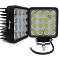 2pcs epistar 48W LED WORK light 48w DRIVING LIGHT LAMP OFFROAD 24V 4WD BOAT SUV TRUCK
