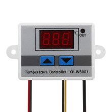 Buy 12V 120W Thermostat Control Switch Probe 10A Digital LED Temperature Controller Temperature Measurement Range -50~110C for $4.99 in AliExpress store