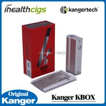 100% Original kang Kbox Mod 40 W voltaje Variable Mods 510 giro Kangertech Kbox Mod traje para kang subtanque atomizador