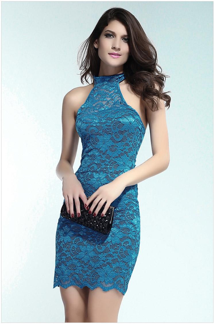 2018 2015 Summer Style Vestidos Women Sleeveless Lace Sexy Dresses ...