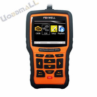 Professional Universal Car Diagnostic Tool Foxwell NT510 Multi-System Scanner For Toyota, Lexus, Sicon OBD2 Code Reader Scanner
