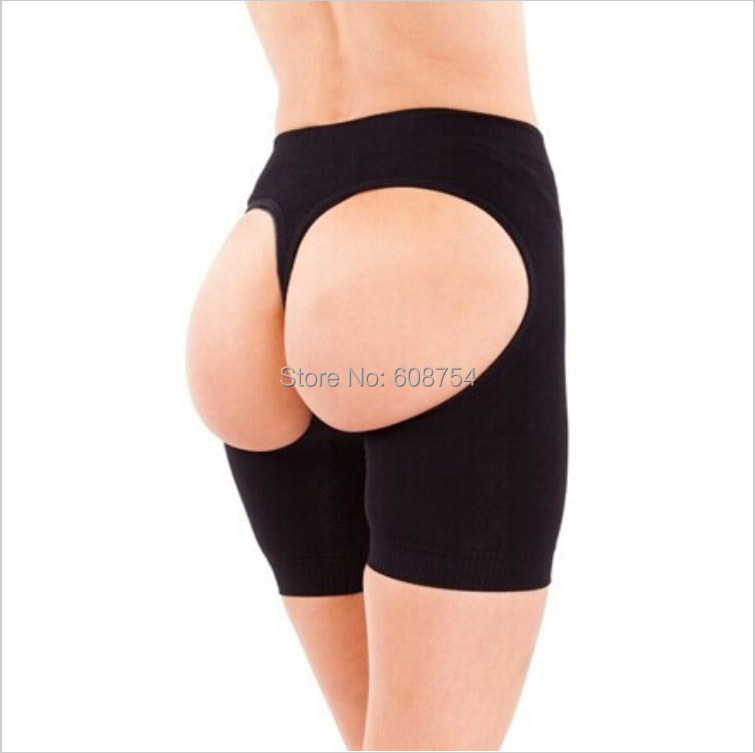 hot sell, unique SEAMLESS comfortable Shape wear, Women's Sexy Butt Lifter Long Leg Tummy control and Thigh Trimmer, Size S-XXXL(China (Mainland))