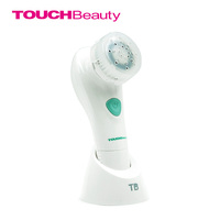 TOUCHBeauty Luxury Ultrasonic Supersonic Facial Brush Cleansing System Powerful Motor Deep Cleaning Brushes TB-1487