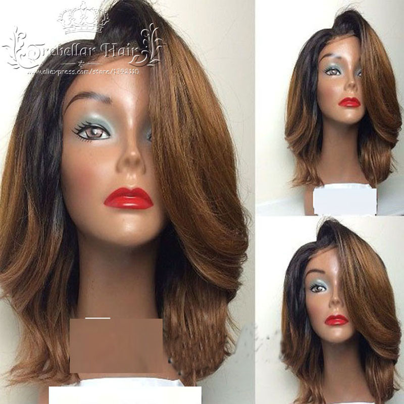Eve Human Hair Lace Front Wigs 93
