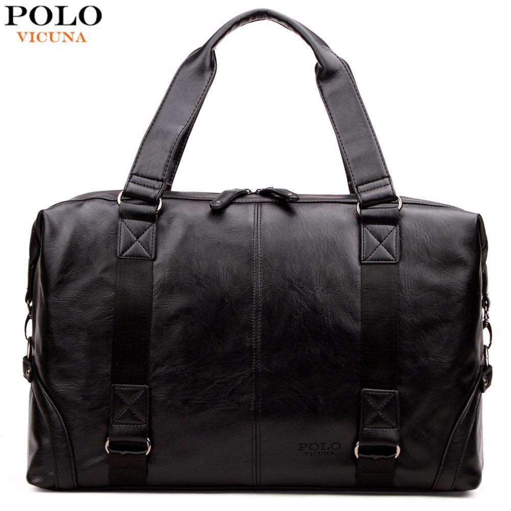 achetez en gros hommes en cuir voyage sac en ligne des grossistes hommes en cuir voyage sac. Black Bedroom Furniture Sets. Home Design Ideas