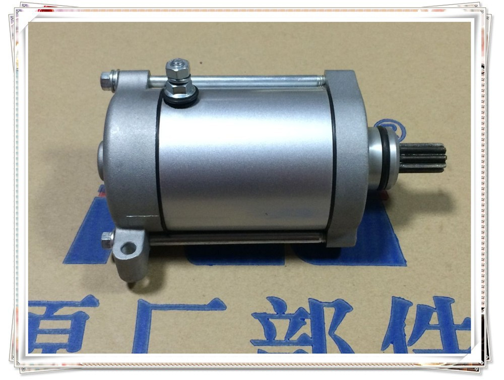 Motorcycle starter motor ring loose 700 HS-700UTV ATV starter motor 9 teeth(China (Mainland))
