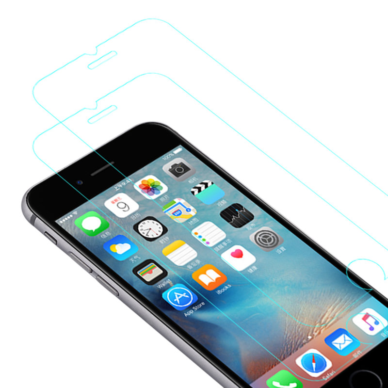 For apple iphone series Ascend series original phone tempered glass screen protector ! HD ultra-thin 0.3mm protective film