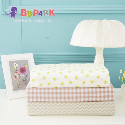 2015 new top Fashion baby boys girls Geometric patterns Cotton Sheets Four Seasons models Home 150*100 Children Cute Bed sheet(China (Mainland))
