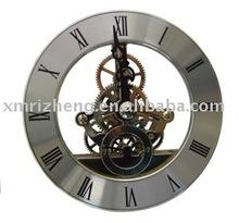 skeleton clock movement price