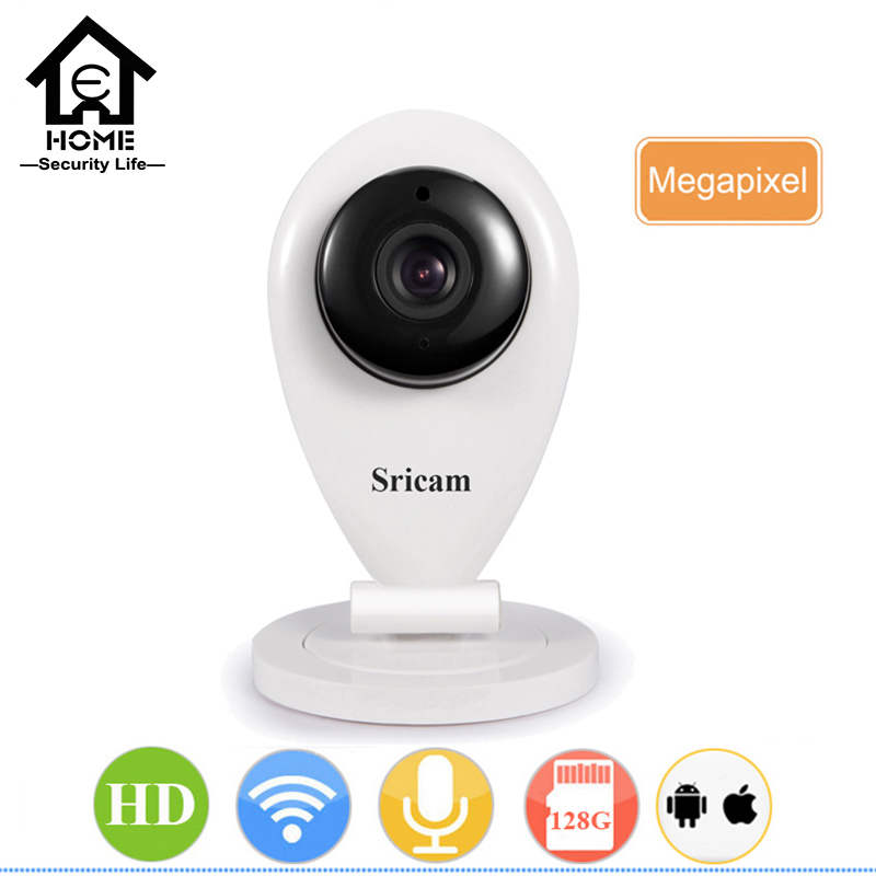 HD Mini Wifi IP Camera Wireless 720P Smart P2P Baby Monitor Network CCTV Security Camera Home Protection Mobile Remote Cam(China (Mainland))