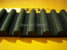 Buy Free HTD392-8M-30 teeth 49 width 30mm length 392mm HTD8M 392 8M 30 Arc teeth Industrial Rubber timing belt 5pcs/lot for $50.00 in AliExpress store
