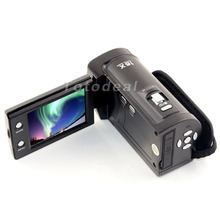 2.7″ LCD 270 degree rotation photo camera 16x Digital ZOOM 720p Camera DVR DV Professional HD Digital Video Camera recorder