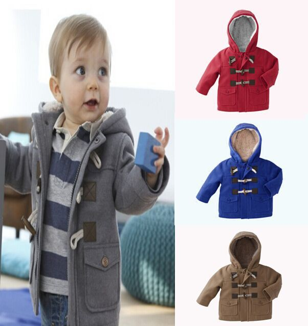 New 2015 Children outerwear coat Boy baby children clothing Warm hooded kids jackets for Boy girls Winter jackets(China (Mainland))