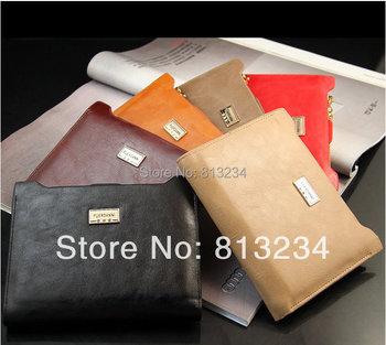 Dollar Price Unisex PU Leather Wallets Carteira Feminina Fashion Top Purse Clutch Mix Colors Carteira Portfolio female