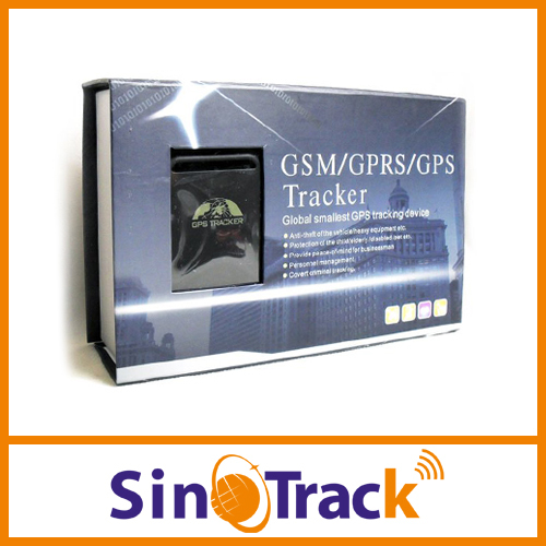 Realtime GSM GPRS GPS Tracker TK102 tracking works with free monitor software, TK102B the best offer for promotion(Hong Kong)
