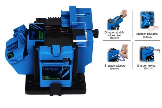 Buy high speed steel drill sharpener, Multi-functional Grinder, knife machine, knife sharpener cheap