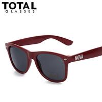 Totalglasses Steampunk Sunglasses Women 2015 Original logo Brand NOVA designer Sunglasses Men Rivet Nerd Shades Eyeglasses