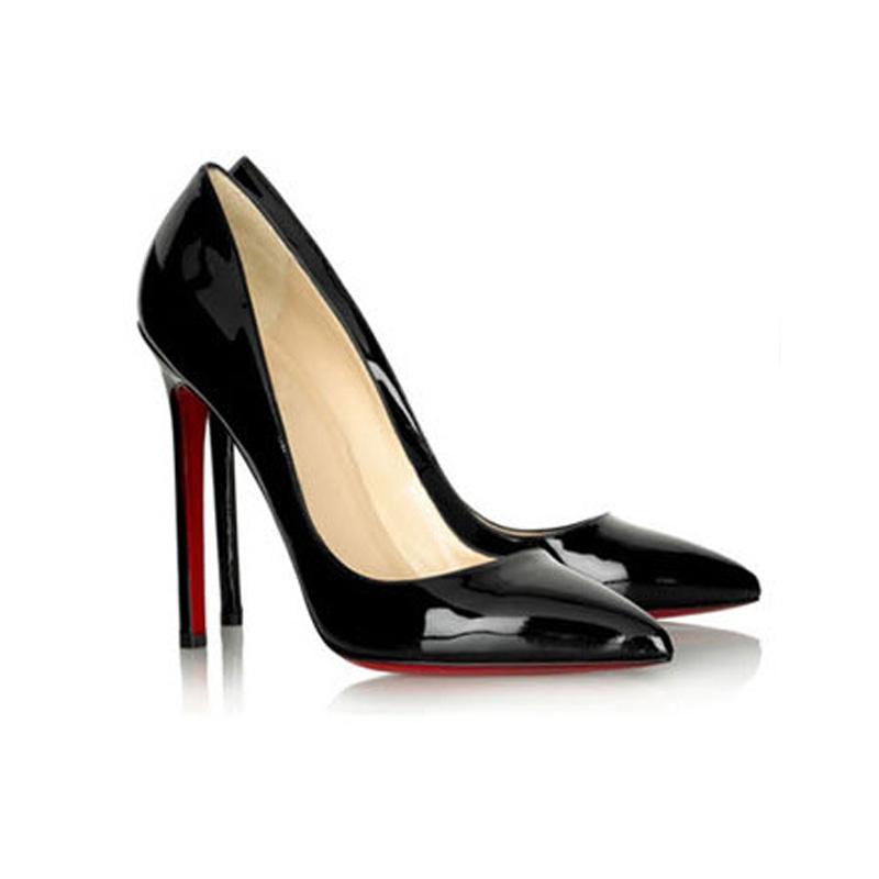 2016 women pumps fashion woman sexy high heels women shoes high heels Women shoes red bottom high heels zapatos mujer