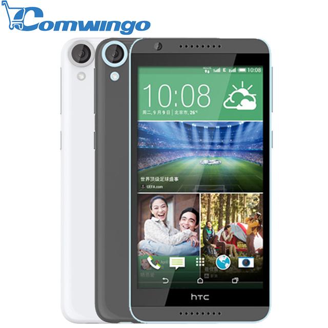 Оригинальный HTC Desire 820 HTC D820u двойной 4 Г Otca Ядро 5.5 ''1280x720 пикселей Qualcomm Android 4.4 13.0MP ОЗУ 2 ГБ ROM 16 ГБ телефон