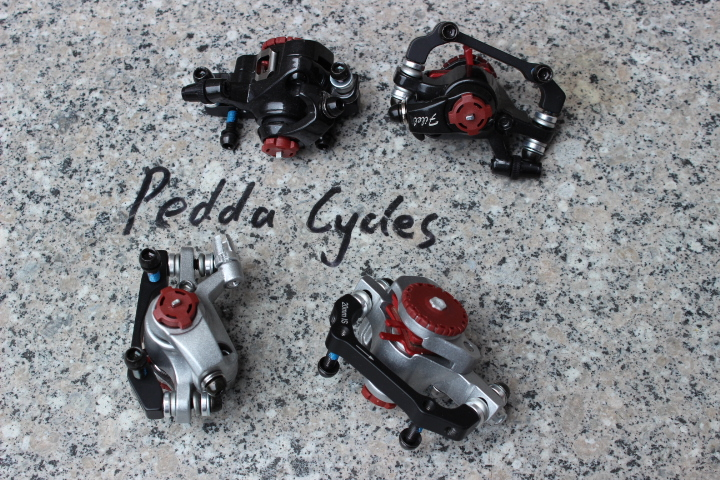 Велосипедные тормоза из Китая