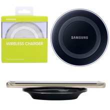 100% original Qi wireless charger Charging Pad EP-PG920I for SAMSUNG Galaxy S6 G9200 S6 Edge G9250 G920f(China (Mainland))