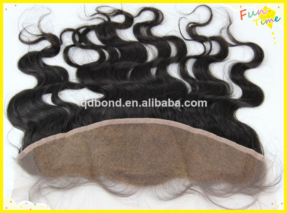 13 x 4, 100% Human Hair, Good Quality Natural Color Mongolian Hair Body Wave Lace Frontal, Free Delivery!<br><br>Aliexpress