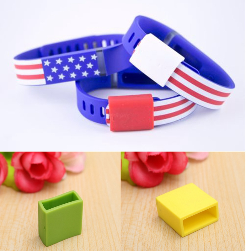 Brand New Clasp Keeper Protector Cover For Securing For Fitbit Flex Smart Wrist Bracelet Belt Cover 10 Colors<br><br>Aliexpress
