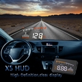 Over speed Alarm Digital car speedometer Speeding Warning System GPS speedometer Car hud head up display