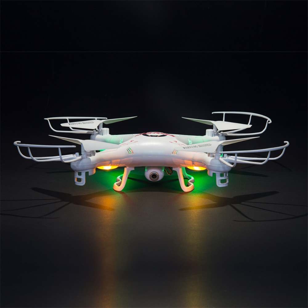 2.4G 4-Channel HD 4 Axles Quadcopter 360 Degree kvadrokopter For FPV RC K5C Drone with 2MP Camera HD RC Helicopter Toy