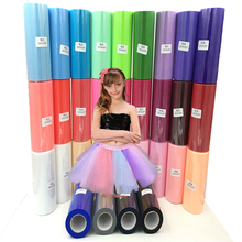 Buy Tulle Roll 15cm 25Yards Roll Fabric Spool Tutu Party Gift Wrap Wedding Birthday Decoration Decorative Crafts Supplies 28 Colour. for $1.31 in AliExpress store