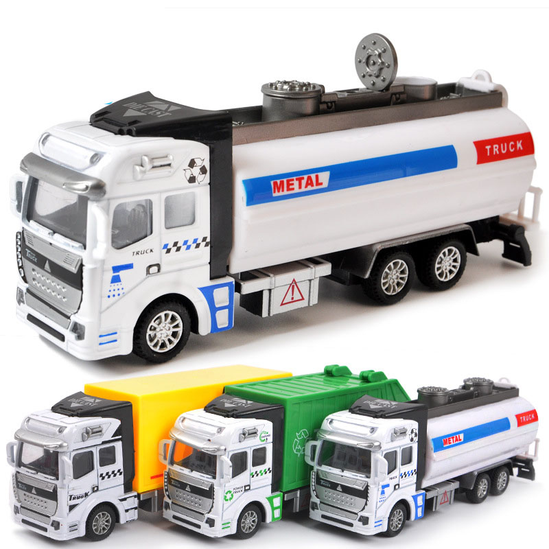 1:32 Diecast Metal scale alloy construction Fire vehicles environment pull back mini model toys cars Fire truck Diecast car(China (Mainland))