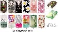 Hot G4S Cover Ultra Thin Soft Silicone TPU Case For LG G4 Beat Mobile Phone Protective Back Cover Case