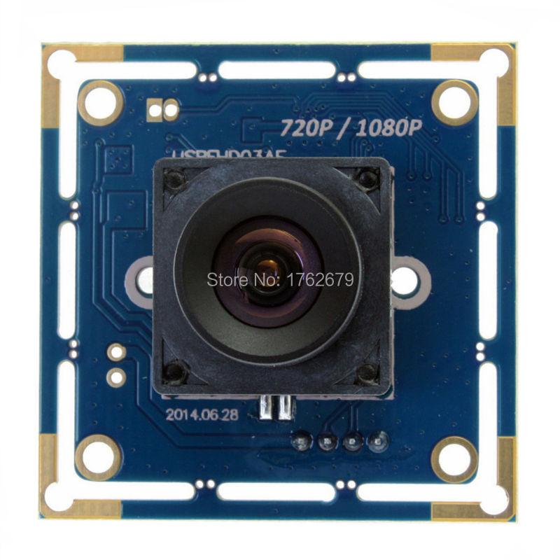 Factory Outlet wholesale Newest Mini 38x38mm USB Endoscope Module OV2710 Autofocus 2MP 1080P CCTV Camera