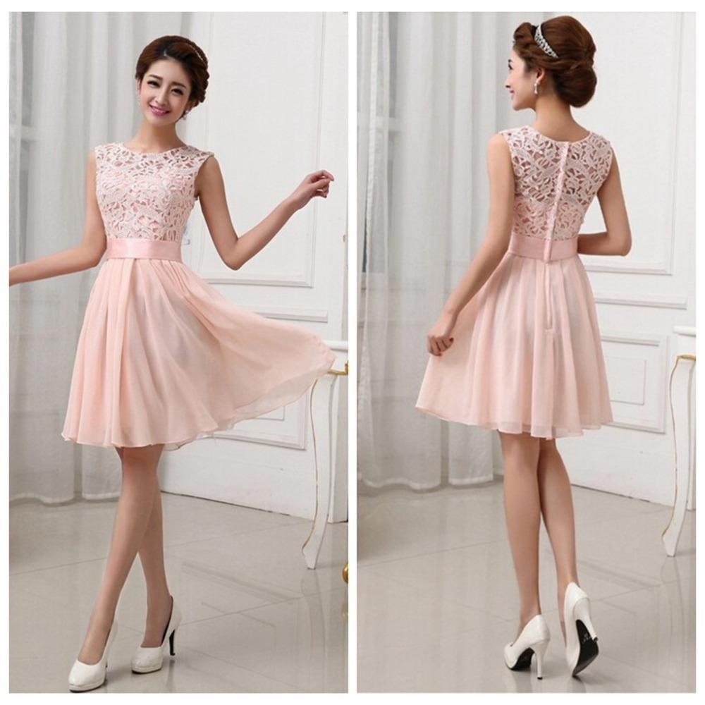 Elegant Short Prom Dresses