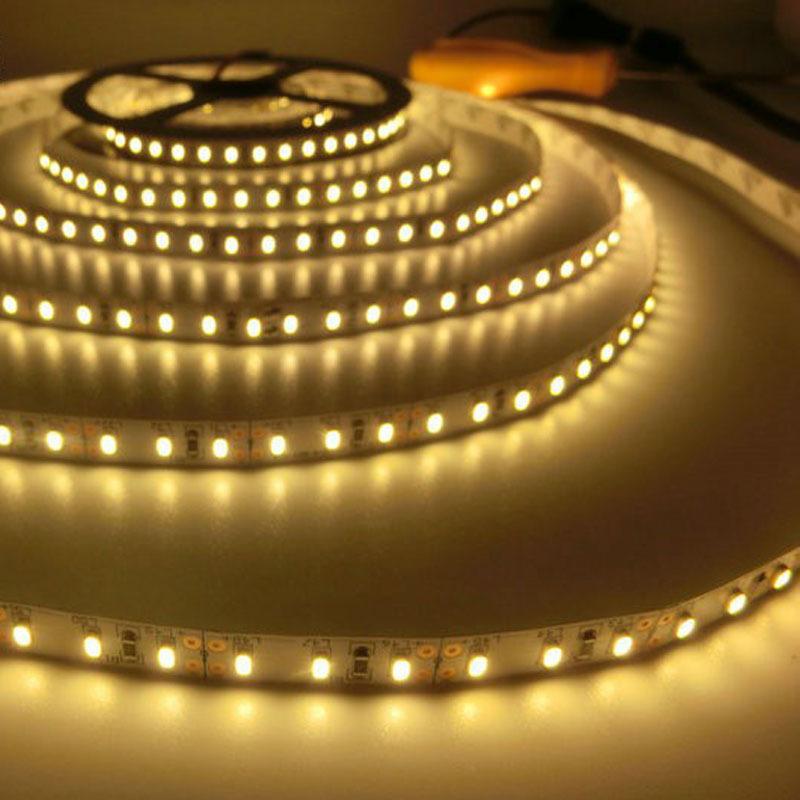Гаджет  DC12V 5M 3014 SMD 300 600 leds non/ip65 waterproof LED flexible strip string Ribbon light tape lamp Christmas Decoration Lampada None Свет и освещение