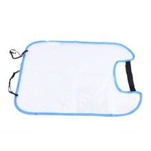 Newest Car Covers Auto Seat Back Protector For Kids Children Kick Mat Mud Cleaner For Baby Dogs From Mud Dirt Black&Blue(China (Mainland))