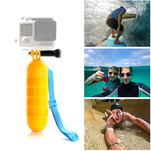 GoPro GoPro GoPro self stick bar accessories buoyancy SJCAM small ant motion camera accessories.