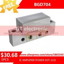 Free Shipping Integrated Circuit BGD704,112 IC AMPLIFIER POWER SOT-115J BGD704 704 1pcs