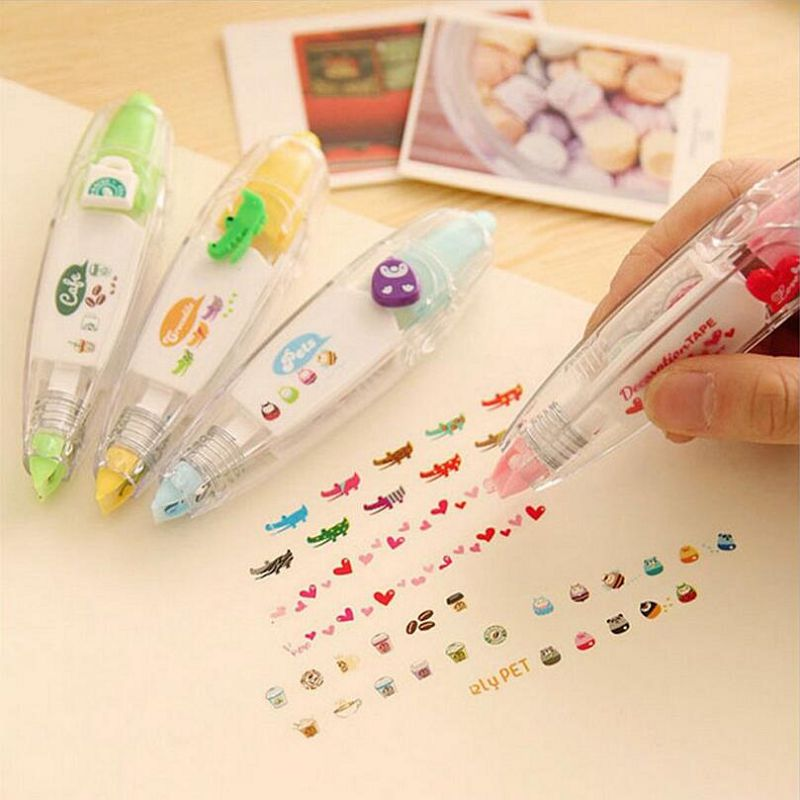 Buy diy sticker flakes papelaria cute for Decoration autocollant mural