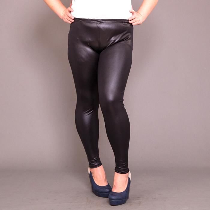 Shiny Leggings Plus Size