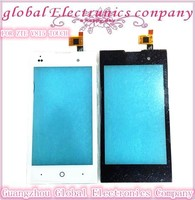 10pcs/lot new Original For ZTE Kis 2 Max V815 V815W Touch Screen Digitizer glass with Camera hole +Tracking