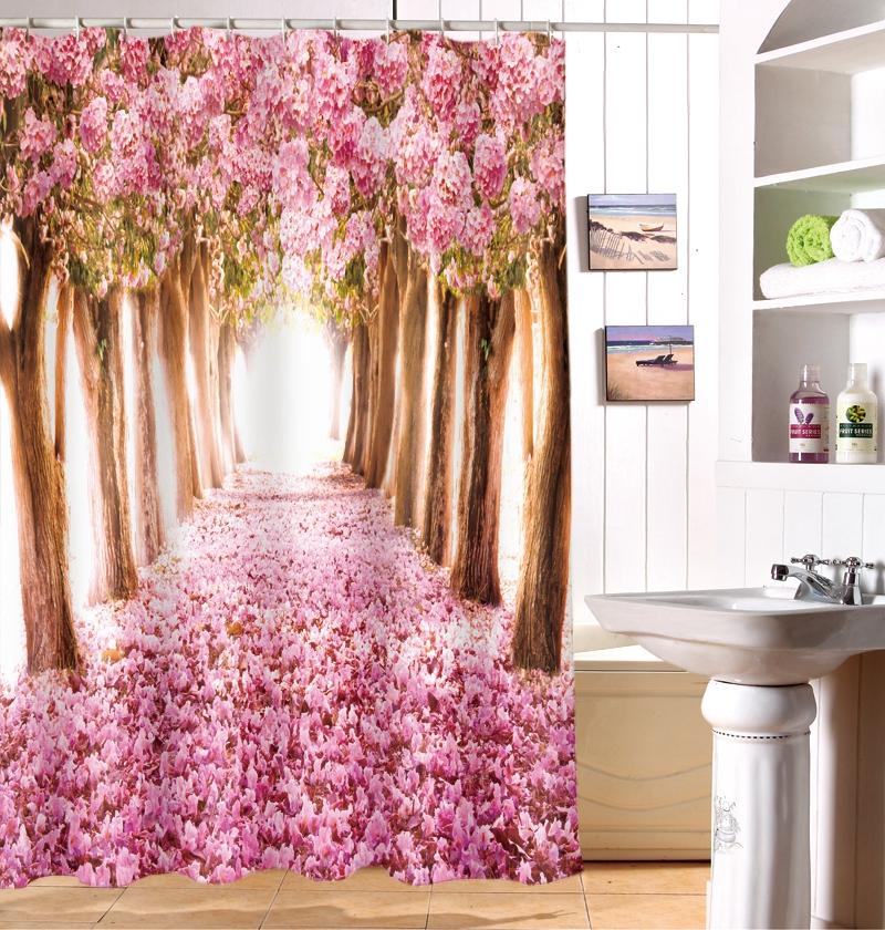 Achetez en gros arbres rideau de douche en ligne des grossistes arbres ride - Rideau de douche arbre ...