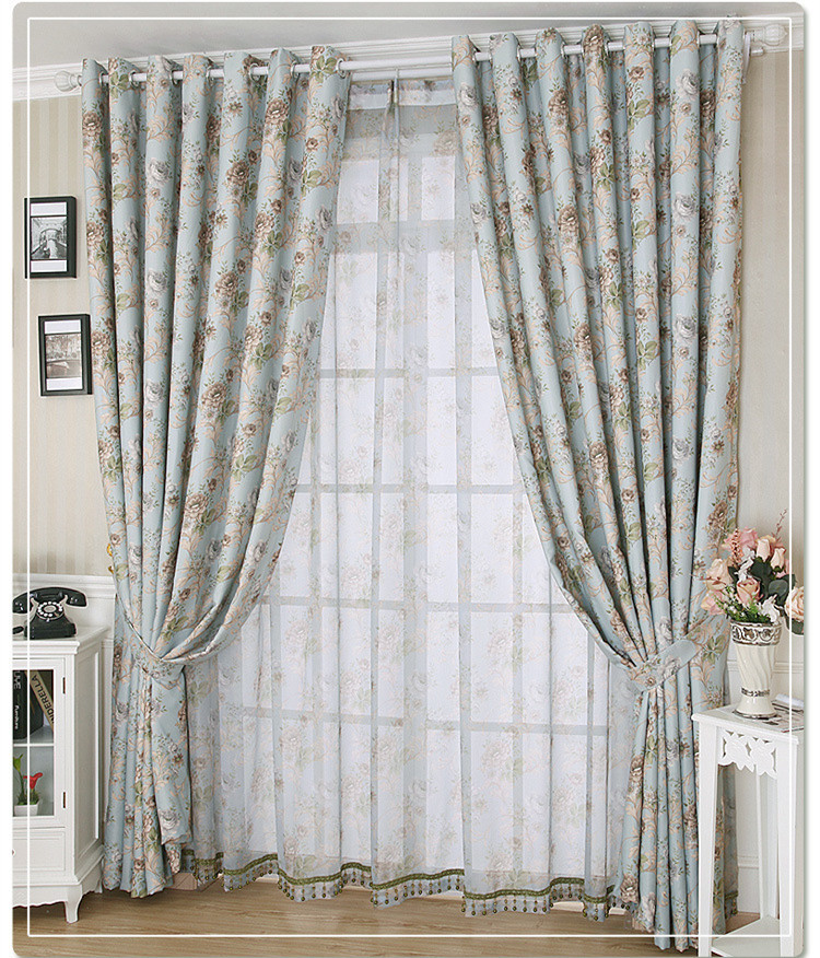 light blue bedroom curtains home design 2017