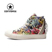 Original Converse women's Skateboarding Shoes Canvas sneakers free shipping