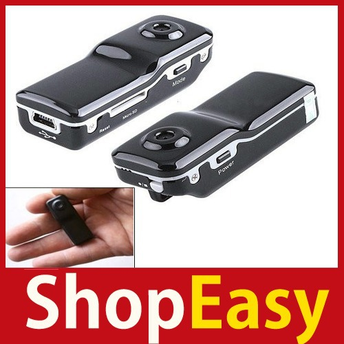 [ShopEasy] Mini MD80 Sport Sport Camera Camcorder DV DVR Webcam TF Card Save up to 50%(China (Mainland))